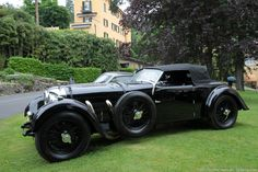 Bentley - lean and mean!!