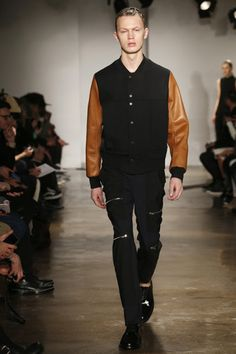 Tim Coppens 2015 Fall/Winter Collection