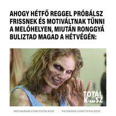 #viccek #vicceskép #viccesképek #humoroskepek #poén #poénos #mém #mémek #magyarmeme #magyarmemek #hülyeség #hülyeségek #nevetés #nevess #munka #másnap #hétfő Memes, Funny, Meme, Jokes, Hilarious, Entertaining