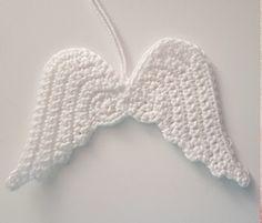 Crochet Christmas Decorations, Christmas Crochet Patterns, Holiday Crochet, Crochet Gifts, Crochet Toys, Crochet Baby, Knit Crochet, Crochet Angel Pattern, Crochet Stitches Patterns