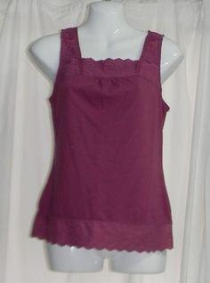 J Jill Small Top NEW Womens Small Shirt CUTE ~~~~~~~~~~~~$19.99