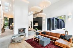 The Australian Institute of Architects' 2017 South Australian Architecture Awards have been announced. Sunken Living Room, Home, Room Interior Design, Interior Architecture, House Styles, Residential Design, Australian Architecture, Living Design, Furniture Design