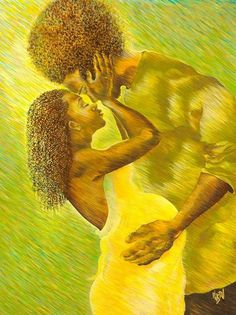 Contributing to Black Art in America, Reflecting a Way of Life, Colorfully Celebrating with Images of Life's Experiences. Fine Art and Prints. African American Art, African Art, Natural Hair Art, Black Love Art, Brown Art, We Are The World, Afro Art, Dope Art, Mellow Yellow