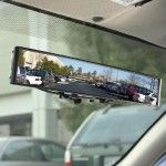 ALLVIEW Mirror. Used by professional auto racers, police officers and municipal crews, the ALLVIEW panoramic rearview mirror eliminates dangerous blind spots