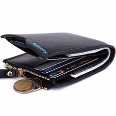 Back To Search Resultsluggage & Bags Good Weduoduo Rfid Card Holder Men Wallets Money Bag Male Vintage Credit Card Holder 2019 Small Leather Smart Wallets Mini Wallets Large Assortment