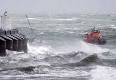 The RNLI lifeboatmen - the bravest men