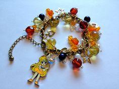 Sailor Venus charm bracelet. $20.00