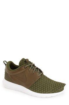 Nike 'Roshe Flyknit' Sneaker (Men) available at #Nordstrom