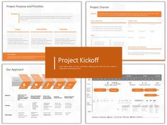 We offer a great collection of Project KickOff Slide Templates including Project KickOff Presentation to help you create stunning presentations. Buy Project KickOff Templates now Project Timeline Template, Project Planning Template, Project Management Templates, Corporate Presentation, Presentation Design, Presentation Templates, Presentation Slides, Corporate Design, Kickoff Meeting