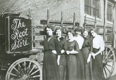 The Root Store, Terre Haute, Indiana