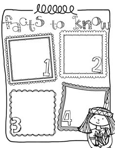 Flow map with a tree map for kinder or first grade