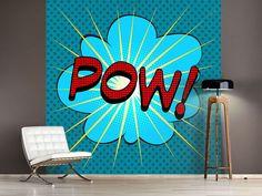die 11 besten bilder von fototapeten popart comic fototapete pop art und tapeten. Black Bedroom Furniture Sets. Home Design Ideas