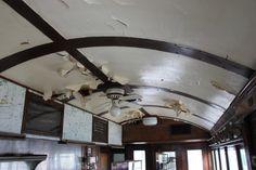 Skee's Interior Ceiling