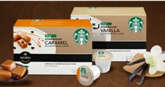 Starbucks Coffee K-Cups Sample