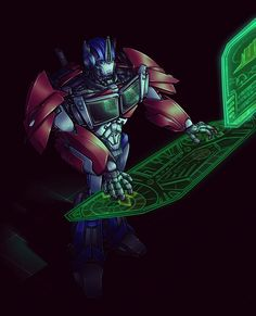 You: Optimus? Optimus: Why are you not in your bed sleeping? I keep on having nightmares. Can I stay up with you until I am sleepy again? Original Transformers, Transformers Optimus Prime, I Am Sleepy, Good Night Everybody, Prime Movies, Robot Art, Famous Artists, Concept Art, Marvel