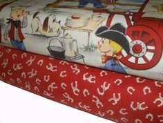 Michael Miller Fabric Duo Lil'- Wyatt's nursery room fabric,,,I will always love this!