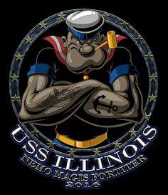 Cartoon Art, Cartoon Characters, Popeye Tattoo, Bad Candy, Popeye And Olive, Popeye The Sailor Man, Olive Oyl, Navy Sailor, Fantasy Comics
