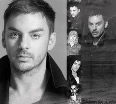 Shannon Leto. Jared and Shannon are just going to have to fight over me. I do hate to create any bad feelings between brothers, but I think I can get over that. Hey. A girl can dream...