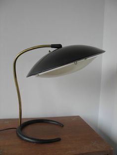 Gerald Thurston for Lightolier desk lamp, c. 1952