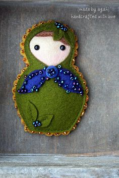 Baboushka 02 by made by agah, via Flickr
