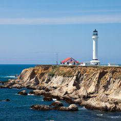 Point Arena Lighthouse - 7 Charming Lighthouse Inns - Coastal Living