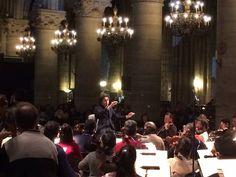 Gustavo Dudamel dedica Requiem de Berlioz en Notre Dame a Claudio Abbado (+Foto) - Venezuela al Día
