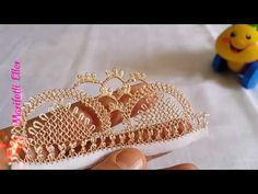İğne Oyası Namaz Örtüsü Modelinin Anlatımlı Yapılışı - YouTube