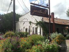 """Gruene Hall, was built in 1878 by Henry D. Gruene and is located in the historical town of Gruene, Texas, and bills itself as """"the oldest continually run dance hall in Texas."""" Gruene, Texas"""