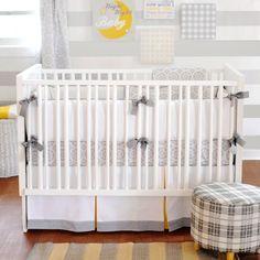 {Oh, Baby!} New Arrivals Crib Bedding Scarborough Fair.