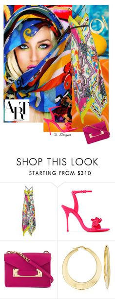 """Bold"" by deborah-strozier ❤ liked on Polyvore featuring Etro, Sophia Webster, Sophie Hulme, Ross-Simons and summersandals"