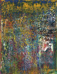 CHRISTIE'S — Gerhard Richter (b. 1932) Abstraktes Bild ...