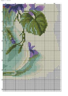 Violets 6
