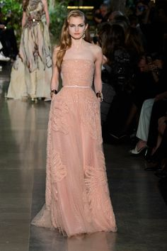 Elie Saab at Couture Spring 2015