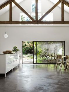 A Potato Barn Turned Into a Stunning Summer Residence - NordicDesign