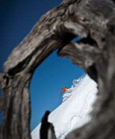 Carving Turns Along the River of No Return - Sun Valley Magazine - Winter 2012 - Sun Valley, Idaho