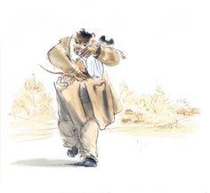 Ernest et Célestine, Le Labyrinthe