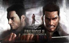 Final Fantasy XV: trailer DLC Gladio