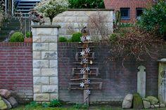 Kunstschmiede Weihnachtsbeleuchtung.Die 7 Besten Bilder Von Gartenmauer In 2017 Gartenmauern