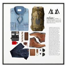 """""""Relax for men."""" by animam-iniusti on Polyvore featuring By Lassen, Bare Escentuals, MANGO, ALDO, Toast, Sandqvist, Mulberry, Ace, Daniel Wellington and Impossible"""