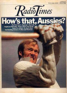 The Ashes 1975