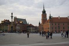 Destinos turísticos baratos Europa - Varsovia - Polonia