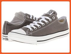 Converse All-Star Chuck Taylor Lo-Top Sneakers (15 M US Mens, Grey) - Sneakers for women (*Amazon Partner-Link)