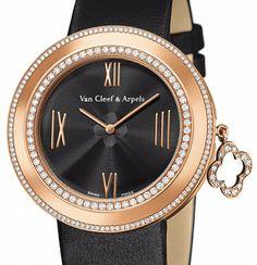 Van Cleef & Arpels Charms Watch! Love!