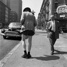 New York, Vivian Maier