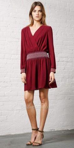 Ellie Smocked Dress by Greylin #edressme