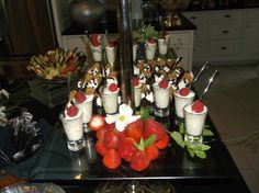 Who doesn't like dessert?  Take advantage of one of ALACARTE CATERING's fortes!  We can create a fabulous event for you! #food #catering #atlanta #alacartecatering #atlantawedding #wedding #cateringideas #atlantacatering #partyideas #weddingideas #entertaining #fingerfoods #cateringdisplay  #entertaining  #buffettables