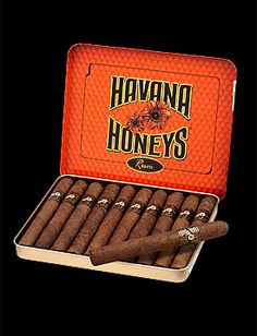 Love some Rum flavored cigars