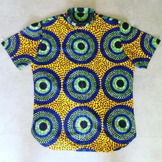 Short sleeved grandad collared shirt finally completed my first ever sewn project. I will be making more in the future. Sunshine Holidays, Grandad Collar Shirt, Style Bold, Summer Diy, African, Street Style, Future, Cozy House, Sewing