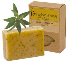 When you buy this soap bar at Soap Hope, you change the world for a woman - Soap Hope invests all the profits to lift women from poverty. *Lemon Verbena Bar Soap* Soap Hope brings you Lemon Verbena Bar Soap, an all-natural premium soap bar  by leading maker Bare Body Soaps Organics. This citrusy bar is handcrafted with May Chang (litsea cubeba) essential oil and leaves for an uplifting lemon scent. Dried dill weed flecks will gently exfoliate and brighten your skin, while coconut and palm…