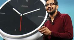 Sundar Pichai: Here's what you should know about the new Google CEO